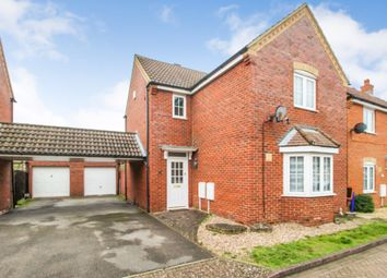 3 bed detached house for sale in Miller Close, Clapham, Bedford MK41
