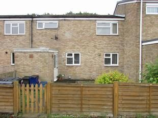 Thumbnail 3 bed terraced house for sale in Torquay Crescent, Stevenage
