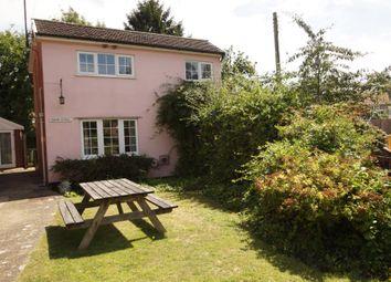 Thumbnail 3 bed cottage for sale in Church Lane, Kelsale, Saxmundham