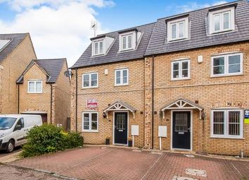 Thumbnail 4 bed semi-detached house for sale in Oak Square, Crowland, Peterborough, Lincolnshire