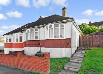 Thumbnail 2 bed semi-detached bungalow for sale in Howard Avenue, Rochester, Kent