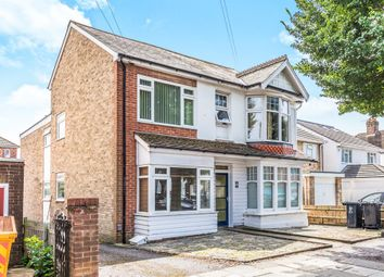 Thumbnail 1 bed flat for sale in Portland Villas, Hove