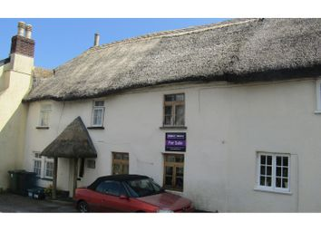 Thumbnail 2 bedroom cottage for sale in New Exeter Street, Chudleigh, Newton Abbot
