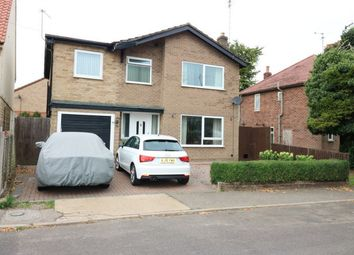 Thumbnail 4 bed detached house for sale in Thetford Avenue, Baston, Market Deeping, Lincolnshire