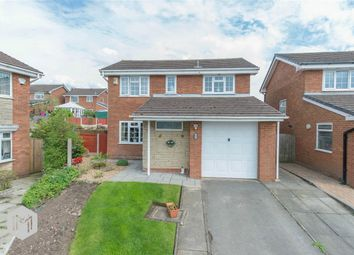 Thumbnail 4 bed detached house for sale in Croyde Close, Harwood, Bolton, Lancashire