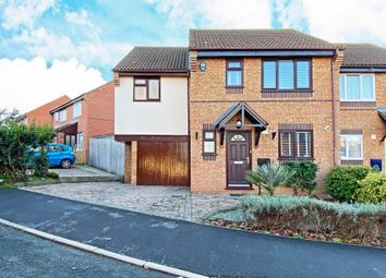 Thumbnail 4 bed semi-detached house for sale in Holley Close, Exminster, Exeter