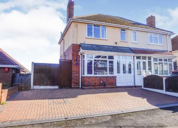 Upper Ettingshall Road, Bilston WV14. 2 bed semi-detached house for sale