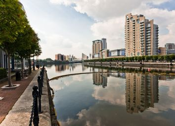 Thumbnail 2 bedroom flat for sale in The Quays, Salford