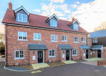 Thumbnail 3 bed town house for sale in Fore Street, Framlingham, Woodbridge