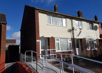 Thumbnail 2 bed terraced house for sale in Ffordd Llewelyn, Flint, Flintshire