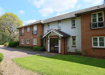 Thumbnail 2 bed flat for sale in Waddeston Court, Henry Close, Enfield