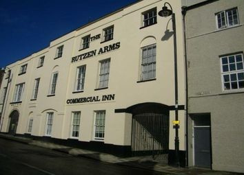 Thumbnail 2 bed flat to rent in Market Street, Narberth
