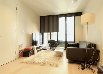 Thumbnail 1 bed flat to rent in 3 Merchant Square, London