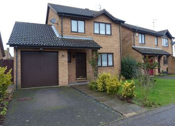 Thumbnail 3 bedroom detached house for sale in Nottingham Way, Peterborough, Cambridgeshire.