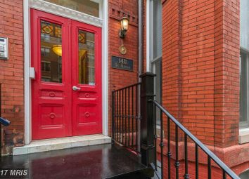 Thumbnail 2 bed town house for sale in 1411 N Street Northwest 2, Washington, DC, 20005