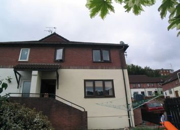 Thumbnail 2 bedroom semi-detached house to rent in Holne Court, Exwick