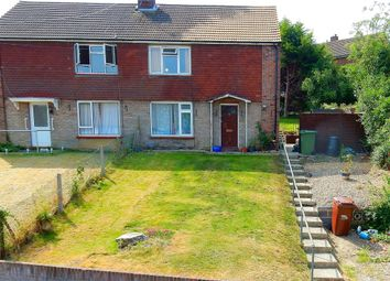 Thumbnail 3 bed semi-detached house to rent in Sturdee Close, Frimley, Camberley