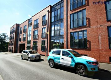 Thumbnail 2 bed flat to rent in Cornwood House, Dickens Heath, Solihull