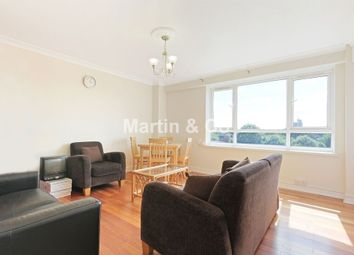 Thumbnail 3 bed flat to rent in Rennie Estate, London