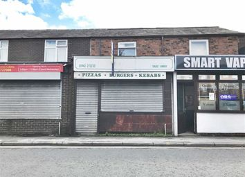 Thumbnail Commercial property for sale in High Street, Golborne, Warrington