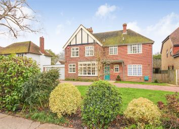 Thumbnail 4 bed detached house for sale in Manwood Road, Sandwich, Kent