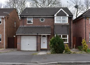 Thumbnail 4 bed detached house to rent in Elm Crescent, Parc Penllergaer