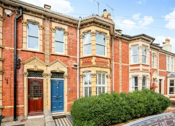 Thumbnail 4 bed terraced house for sale in Falmouth Road, Bishopston, Bristol