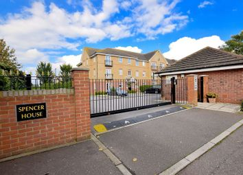 Thumbnail 2 bed flat to rent in Ensign Close, Leigh-On-Sea