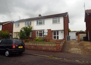 Thumbnail 3 bed semi-detached house for sale in Primrose Lane, Arlesey, Bedfordshire