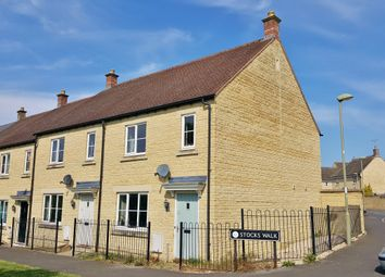 Thumbnail 2 bed end terrace house for sale in Stocks Walk, Carterton