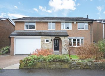 Thumbnail 5 bed detached house for sale in Town End Avenue, Wooldale, Holmfirth