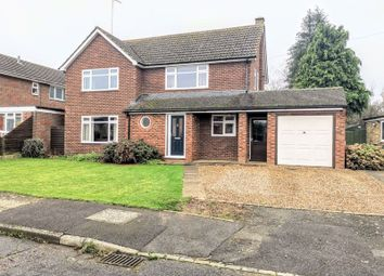Campion Close, Aylesbury HP20. 4 bed detached house for sale