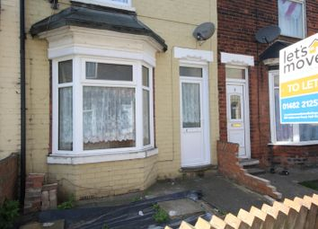 Thumbnail 2 bedroom terraced house to rent in Florence Grove, Lorraine Street, Hull