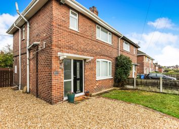 Thumbnail 3 bed semi-detached house for sale in West Street, Harworth, Doncaster