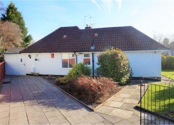 Thumbnail 2 bed bungalow for sale in Heol Derlwyn, Cardiff