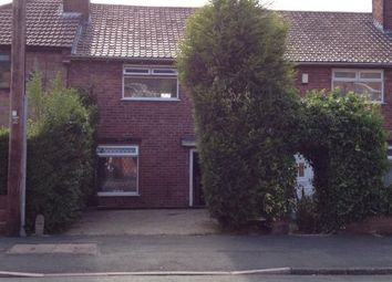 Thumbnail 2 bed terraced house to rent in Castner Avenue, Weston Point, Runcorn, Cheshire
