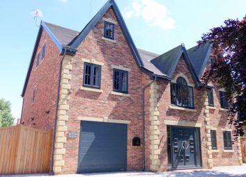 6 bed detached house for sale in New Inn Lane, Trentham, Stoke-On-Trent ST4