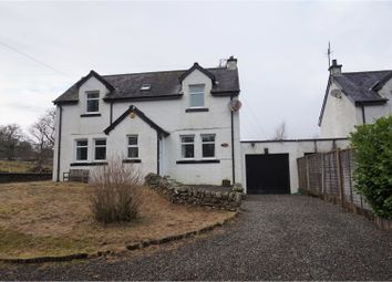 Thumbnail 3 bed detached house for sale in Glenlee, Nr New Galloway