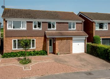 Thumbnail 5 bed detached house for sale in Lawn Road, Staplegrove, Taunton, Somerset