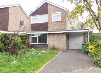 Thumbnail 3 bed detached house to rent in Cranmore Road, Wolverhampton