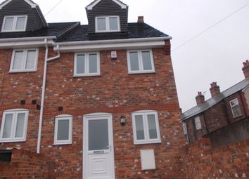 Thumbnail 3 bed town house to rent in Coronation Street, Thurnscoe, Rotherham