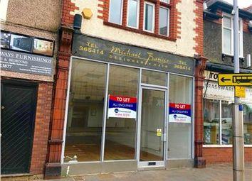 Thumbnail Retail premises to let in 12 Brook Street, Wrexham, Wrexham
