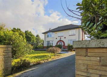 Thumbnail 4 bed detached house for sale in Newton Drive, Baxenden, Lancashire