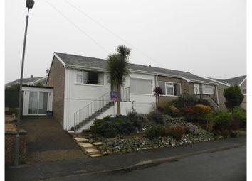 Thumbnail 2 bedroom semi-detached bungalow for sale in Bro Enddwyn, Dyffryn Ardudwy