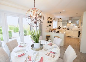 Bramshall Road, Uttoxeter ST14. 4 bed detached house for sale