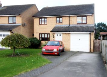 Thumbnail 4 bedroom detached house for sale in Southfield Close, Driffield