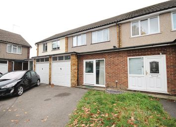 Thumbnail 2 bed terraced house for sale in Maxwell Road, Ashford, Surrey