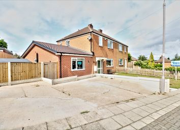 Thumbnail 4 bed semi-detached house for sale in Mount Crescent, Warsop, Mansfield