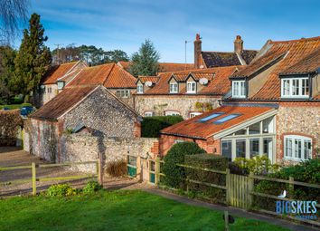 Thumbnail 3 bed cottage for sale in 3 The Old Dairy, The Street, Kelling