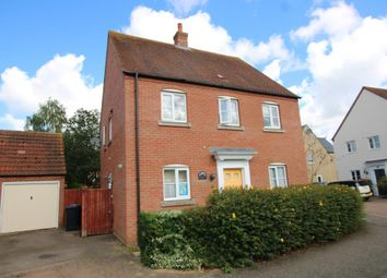 Thumbnail 3 bed detached house for sale in Columbine Road, Ely